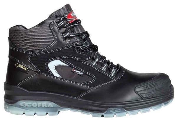 Cofra Valzer Black S3 Gore-Tex Safety Boots